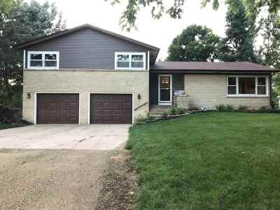 Evansville Single Family Home For Sale: 6727 N Old 92