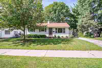 Madison Single Family Home For Sale: 922 Havey Rd