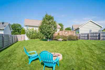Madison WI Single Family Home For Sale: $245,500