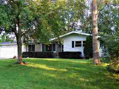 McFarland Single Family Home For Sale: 3569 Rankin Rd