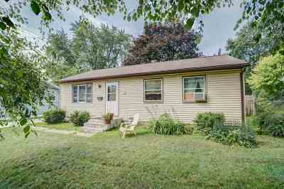 Madison Single Family Home For Sale: 3614 Eliot Ln