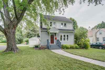 Madison Single Family Home For Sale: 4202 Major Ave