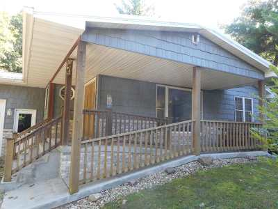 Edgerton Single Family Home For Sale: 7949 N Pine View Dr