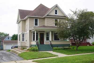 Single Family Home For Sale: 207 W 3rd St