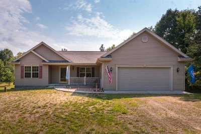 Adams Single Family Home For Sale: 1353 Rain Dance Tr