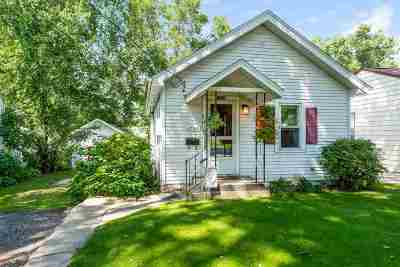 Madison Single Family Home For Sale: 1726 Sheridan St