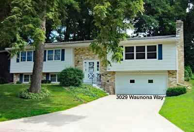 Madison WI Single Family Home For Sale: $349,000