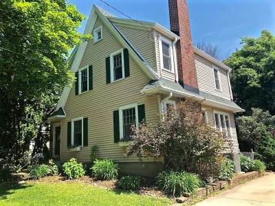 Madison Single Family Home For Sale: 619 Gilmore St