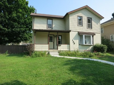 Evansville Single Family Home For Sale: 136 Garfield Ave