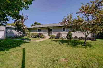 Sun Prairie Single Family Home For Sale: 902 Schumann St