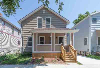 Madison Single Family Home For Sale: 119 N Ingersoll St