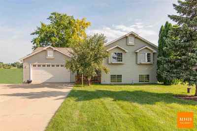 Sun Prairie WI Single Family Home For Sale: $321,000