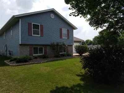 Sun Prairie WI Single Family Home For Sale: $246,900