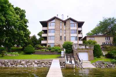 Monona Condo/Townhouse For Sale: 3905 Monona Dr #6