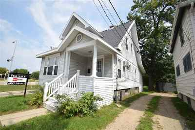 Madison WI Single Family Home For Sale: $169,900