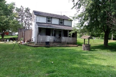 Evansville Single Family Home For Sale: 3727 N Coon Island Rd