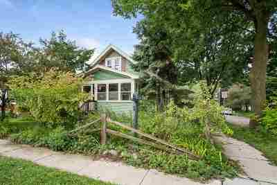 Madison WI Single Family Home For Sale: $272,500