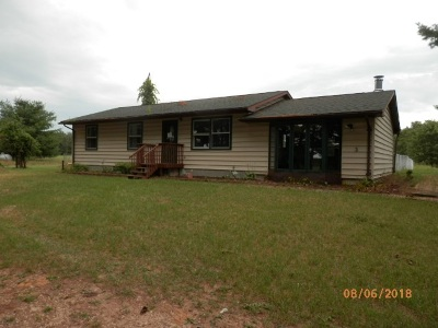 Wisconsin Dells Single Family Home For Sale: N3350 Hwy 13