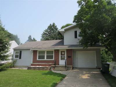 Beaver Dam WI Single Family Home Sold: $113,000