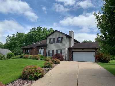 Platteville Single Family Home For Sale: 415 Vinegar Hill Rd