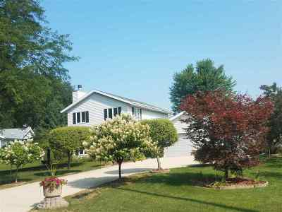 McFarland Single Family Home For Sale: 5406 Wellington Cir