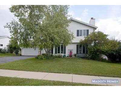 Madison Single Family Home For Sale: 2705 Wentworth Dr