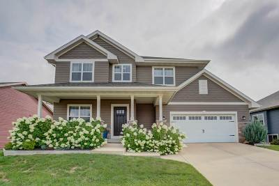 Waunakee Single Family Home For Sale: 4413 Blackwolf Run