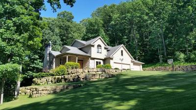 Iowa County Single Family Home For Sale: 7693 Lone Pine Rd
