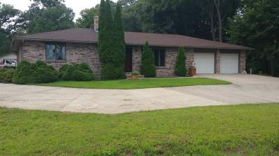 Green County Single Family Home For Sale: 407 Sugar River Pky