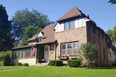 Madison Single Family Home For Sale: 714 Oneida Place