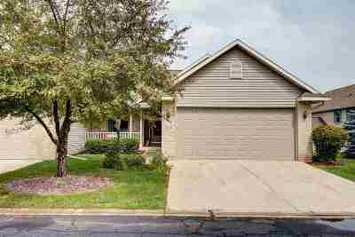 Waunakee Condo/Townhouse For Sale: 311 Fairview Cir
