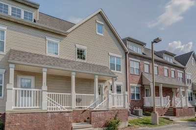 Madison Condo/Townhouse For Sale: 2077 McKenna Blvd