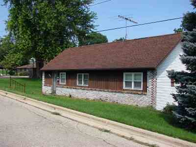 Iowa County Single Family Home For Sale: 305 Richards St