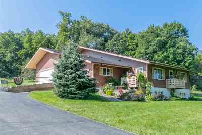 Green County Condo/Townhouse For Sale: W5819 Durst Rd