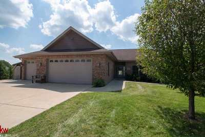 Marshall Single Family Home For Sale: 1863 Connors Rd