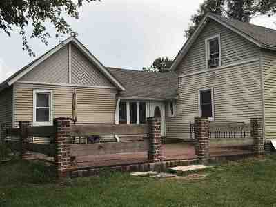 Friendship Single Family Home For Sale: 2814 County Road Z