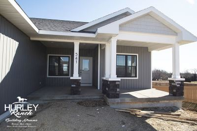 Rock County Single Family Home For Sale: 541 Rimrock Rd