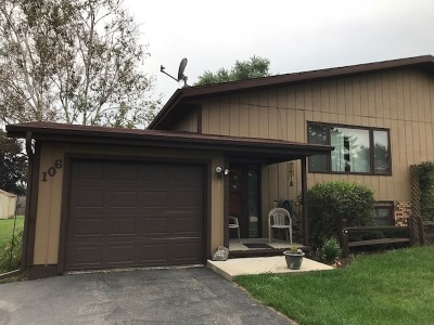 Deforest Single Family Home For Sale: 106 Bruns St