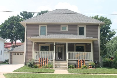 Green County Single Family Home For Sale: 805 1st Center Ave