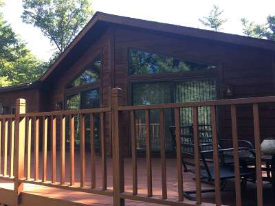 Wisconsin Dells Single Family Home For Sale: 187 Cliffside Dr