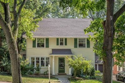 Madison Single Family Home For Sale: 2117 Chadbourne Ave