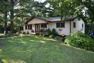 Wisconsin Dells Single Family Home For Sale: 1417 Pine Ct