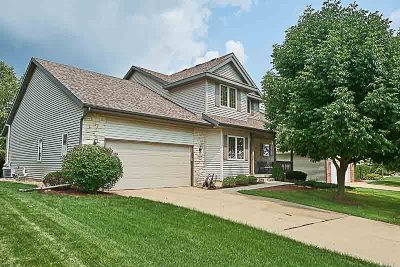 Middleton Single Family Home For Sale: 9406 Lost Meadow Rd