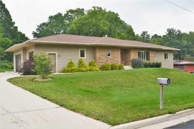 Madison Single Family Home For Sale: 5314 Loruth Terr
