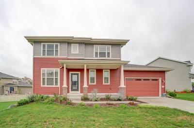 Verona Single Family Home For Sale: 405 Windy Peak Way
