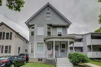Madison Multi Family Home For Sale: 407 W Doty St
