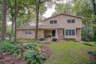 Verona Single Family Home For Sale: 7798 Cherry Wood Ln