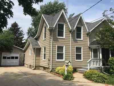Columbus Single Family Home For Sale: 234 S Spring St