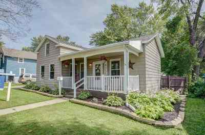 Evansville Single Family Home For Sale: 338 Almeron St