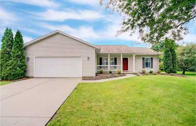 Cottage Grove Single Family Home For Sale: 734 Cresthaven Dr